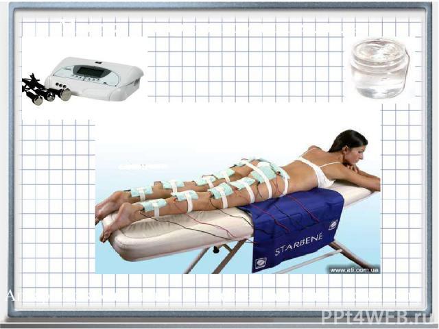 Массаж ультразвуком от целлюлита Аппарат для мио стимуляции (вывода излишка жидкости)
