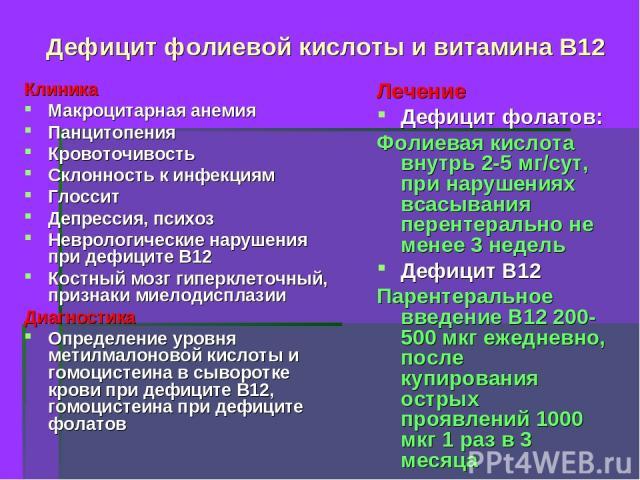 Анемия Кули