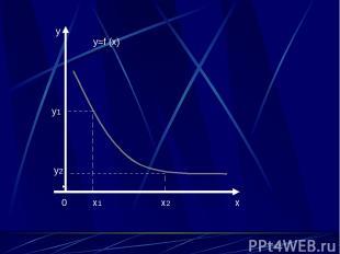 0 x1 x2 x y y2 y1 y=f (x)