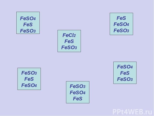 FeCl2 FeS FeSO3 FeS FeSO4 FeSO3 FeSO3 FeS FeSO4 FeSO3 FeSO4 FeS FeSO4 FeS FeSO3 FeSO4 FeS FeSO3