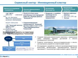 Сервисный сектор - Инновационный кластер СЗМС Завод по ремонту малых судов Завод