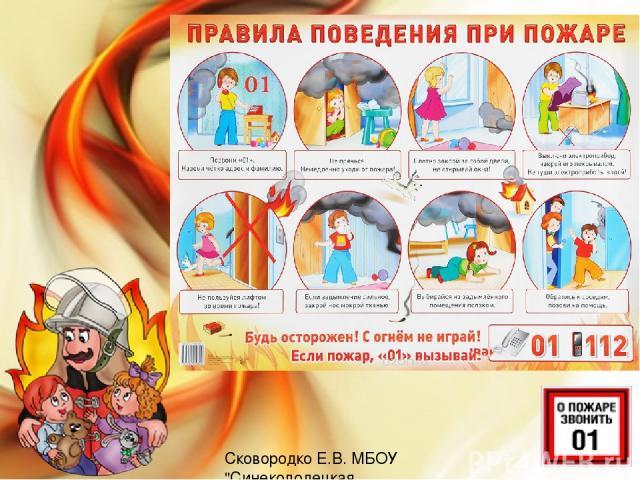 Сковородко Е.В. МБОУ