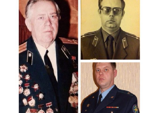Династия Клениных продолжили мой дед Кленин Геннадий Иванович, и мой отец Кленин Михаил Геннадьевич.