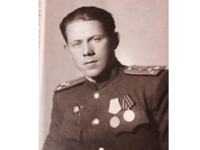 Кленин Иван Степанович участник Великой Отечественной Войны