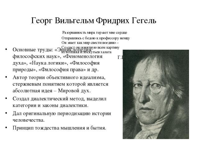 Наука Логики Гегеля скачать