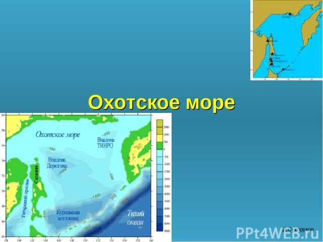 Охотское море Д.Сухоруков
