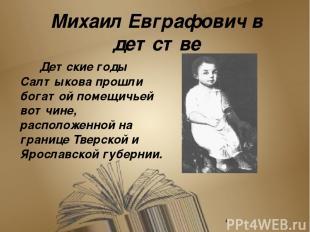 Образование юного Салтыкова Юноша Салтыков получил блестящее по тем временам обр