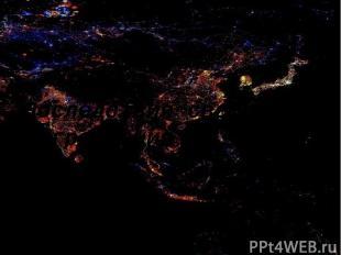 Последствия светового загрязнения