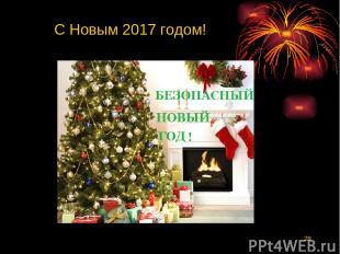 * С Новым 2017 годом!