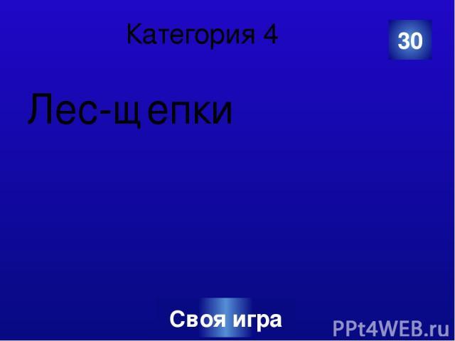 Категория 5 «Мороз Иванович», «Госпожа Метелица», «Сказка о попе и работнике его Балде» 50 Категория Ваш ответ