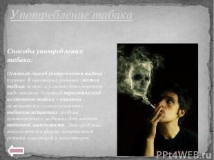 Те, кто много курит, заболевают раком лёгкого в двадцать раз чаще, чем некурящие