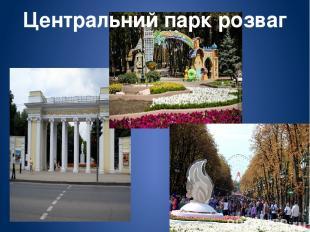Центральний парк розваг
