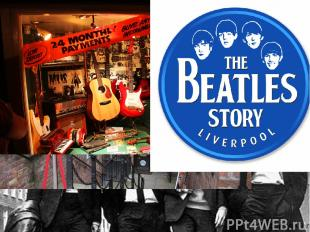 It has a famous Beatles museum-the most famous rock band of the 20th century