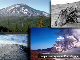 Извержение вулкана Сент-Хеленс, 1980 год
