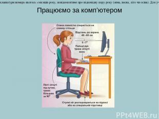 Працюємо за комп'ютером Завдання №3 Створити проект, персонаж якого після введен