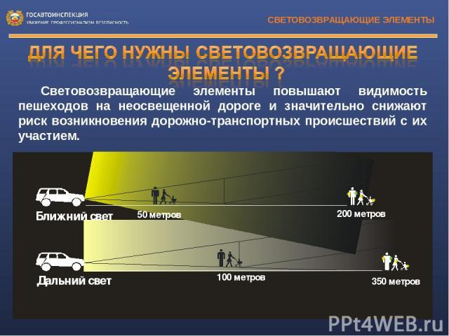 Световозвращающие элементы повышают видимость пешеходов на неосвещенной дороге и значительно снижают риск возникновения дорожно-транспортных происшествий с их участием. СВЕТОВОЗВРАЩАЮЩИЕ ЭЛЕМЕНТЫ
