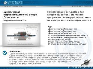 Ндп. Динамическийдисбалансротора Динамическийнебалансротора Динамическийде