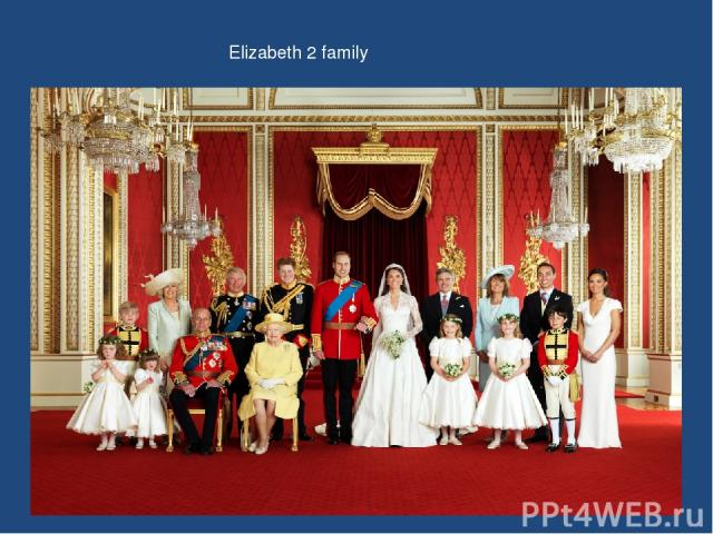 Elizabeth 2 family