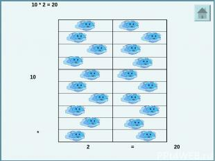 10 * 6 = 60 10 * 6 = 60 10. *. 6. =. 60. 10 * 6 = 60.