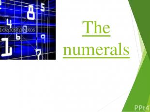 The numerals