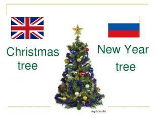 Christmas New Year tree tree