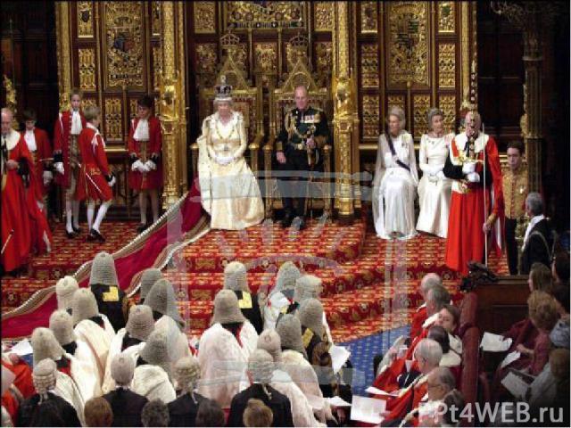 Во-первых, парламент утверждал (или не утверждал) налоги, о введении которых просил король. Во-вторых, он мог принимать законы. В-третьих, на заседаниях парламента в присутствии короля высказывались критические замечания о положении в стране, предла…