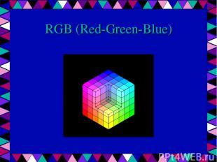 RGB (Red-Green-Blue)
