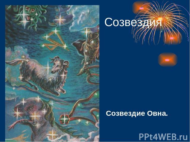 Созвездия Созвездие Овна.