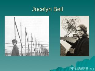 Jocelyn Bell