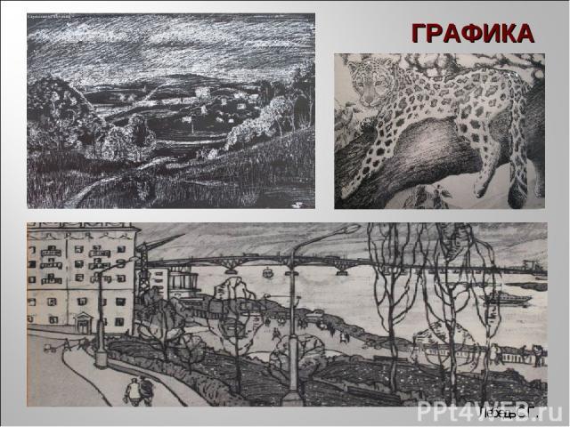 ГРАФИКА Лебедь С.Г.