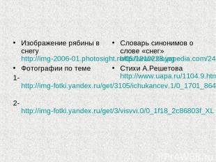 Изображение рябины в снегу http://img-2006-01.photosight.ru/05/1210228.jpg Фотог