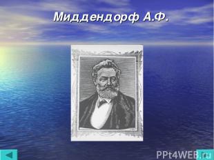 Миддендорф А.Ф.