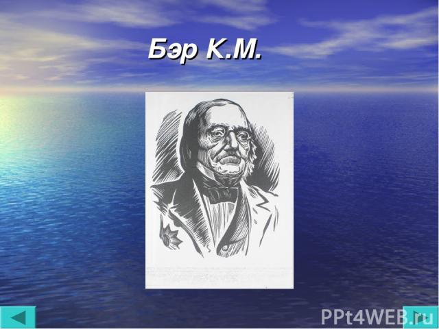 Бэр К.М.