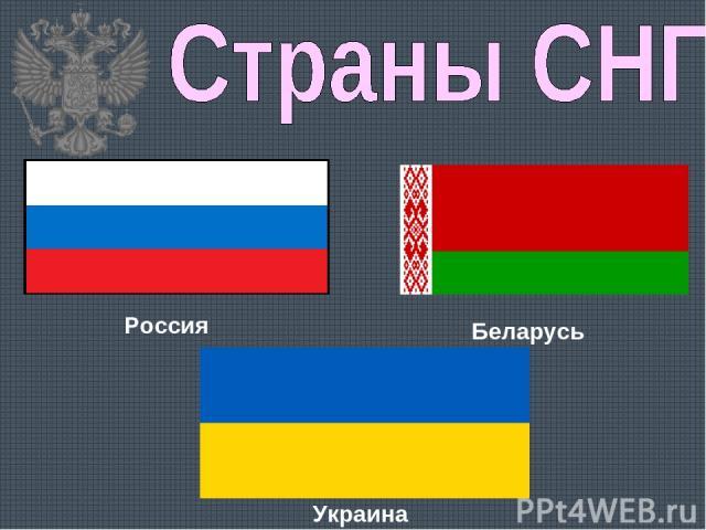 Россия Беларусь Украина