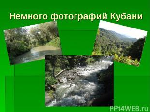 Немного фотографий Кубани