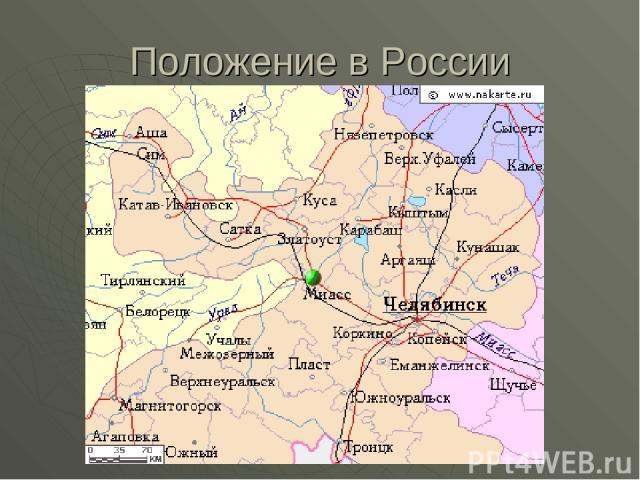 Положение в России