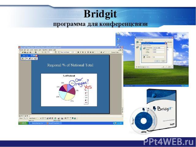 Bridgit программа для конференцсвязи