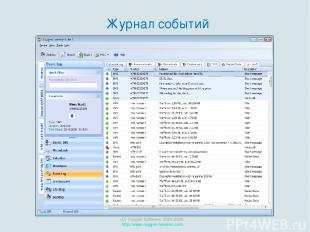 (C) Oxygen Software, 2000-2009 http://www.oxygen-forensic.com Журнал событий