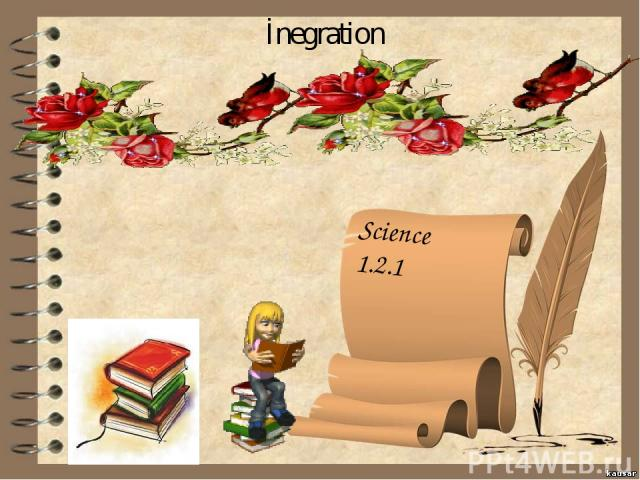 İnegration Science 1.2.1