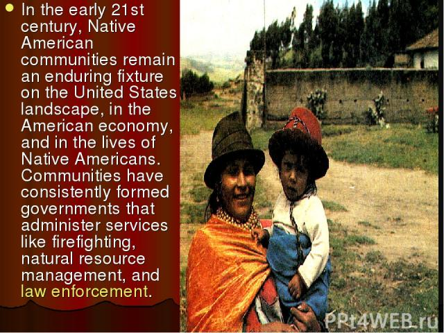 us government and native americans essay Native americans grew maze and other vegetables on cleared plots of land for years at a time they would move after the soil was depleted of minerals as to the natives being non-intelligent, barbarous people, they had complex societies that were self sufficient with strong and complex governments.