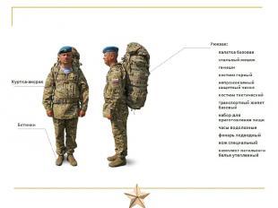 Предназначена для ведения боевых действий в составе парашютно-десантных и десант