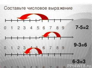 Составьте числовое выражение 0 1 2 3 4 5 6 7 8 9 0 1 2 3 4 5 6 7 8 9 0 1 2 3 4 5