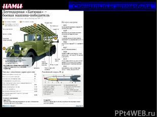 Новые разработки НАМИ быстро запускались в производство и отправлялись на фронт.