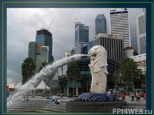 5. Символом города является рыба с головой льва – Мерлион, а каждый сентябрь про