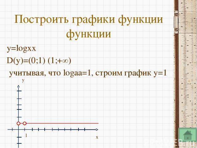 Вычисления с помощью логарифма