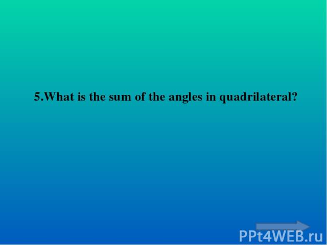 8. Formula area of a rectangle?
