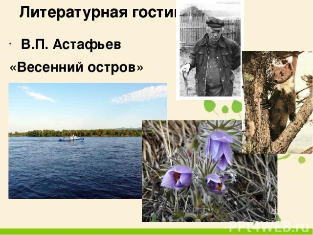 Что происходит в природе весной? Что происходит весной с человеком – героем рассказа? Вспомним биологию