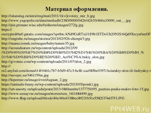 http://islamdag.ru/sites/img/stati/2011/1kv/jivotniy_mir_b.jpg http://www.yugopolis.ru/data/mediadb/2383/0000/0426/42633/466x10000_out__.jpg http://pin.primate.wisc.edu/fs/sheets/images/272lg.jpg https://encryptedtbn0.gstatic.com/images?q=tbn:ANd9Gc…