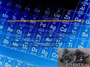 Изменение свойств в ПСХЭ Д.И. Менделеева В периоде: Заряды ядер увеличиваются Ра