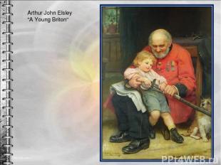 "Arthur John Elsley ""A Young Briton"""
